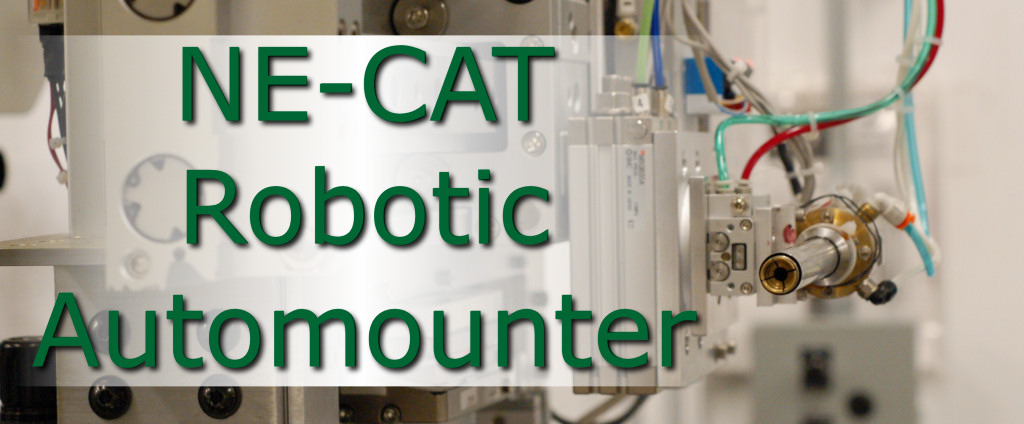 Robotic Automounter | NECAT